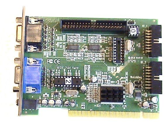 "Плата ""Optima 4  ReallyVision PCI"""