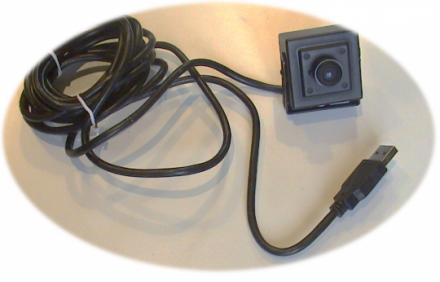 Длина кабеля 3 м. Можно также использовать USB-удлинитель