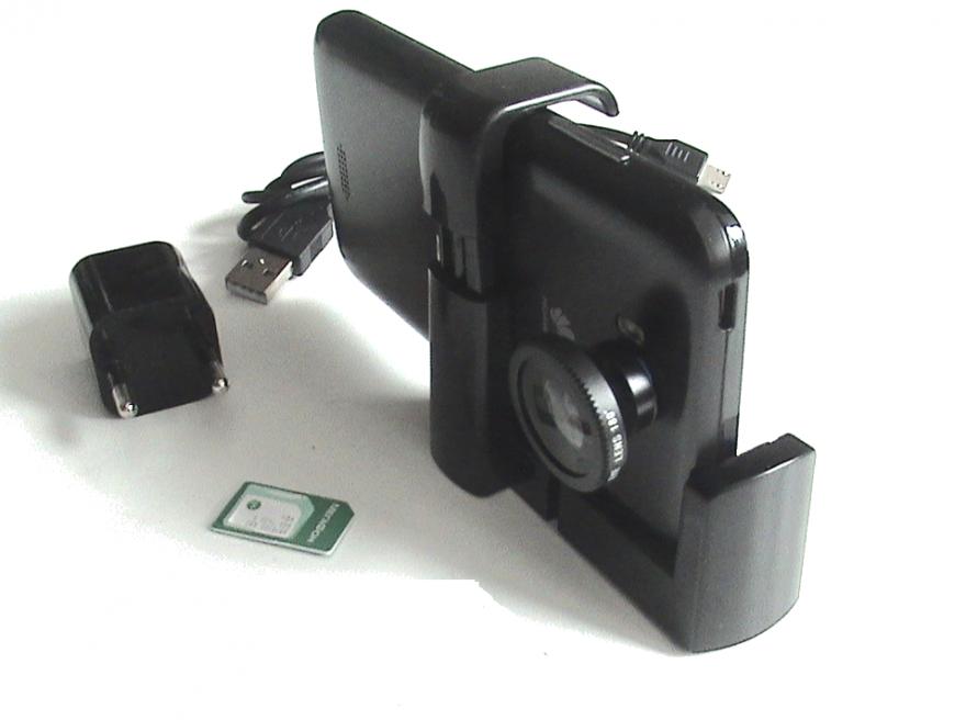 """3G камера  RealVisor  """"Все SIM-карты"""" (по акции)"""